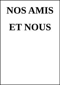 NosAmisEtNous