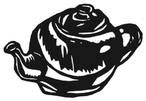 The Broken Teapot