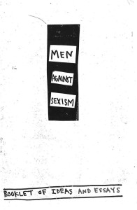 men against sexism