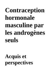 ContraceptionHormonale