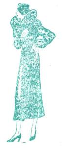 bluefloralgusset